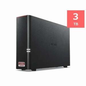 バッファロー LS510D0301G リンクステーション ネットワーク対応HDD 3TB