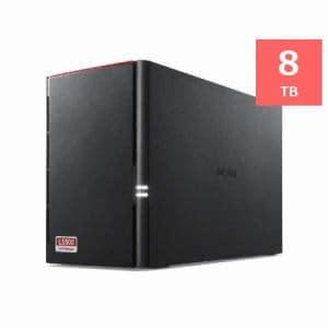 バッファロー LS520D0802G リンクステーション ネットワーク対応HDD 8TB