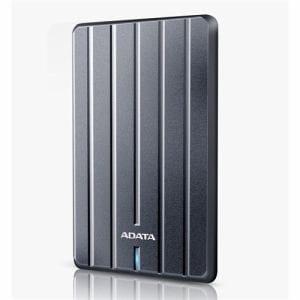 ADATA AHC660-1TU3-CGY-JP ポータブルHDD ADATA HC660 USB3.1(Gen1)/USB3.0 1TB チタン