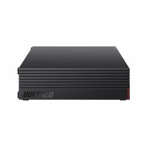 バッファロー HD-LDS6.0U3-BA USB3.1(Gen1)/USB3.0用 外付けHDD 6TB ブラック