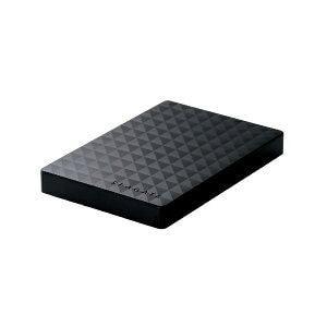 エレコム SGP-MX020UBK 外付けHDD パソコン・デジタル家電用 ブラック ポータブル型 2TB