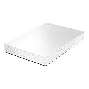 IOデータ HDPH-UT1WR 外付けHDD カクうす Lite ホワイト ポータブル型 1TB