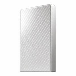 アイ・オー・データ機器 HDPT-UTS1W USB 3.1 Gen 1対応 ポータブルHDD セラミックホワイト 1TB