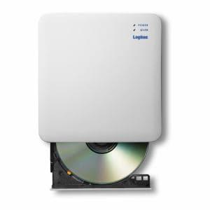 エレコム LDR-PS5GWU3RWH 5GHz WiFi CD録音ドライブ