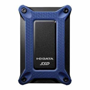 I-O DATA SSPG-USC500NV 外付けSSD ポータブル型 500GB