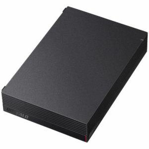 BUFFALO HD-EDS8U3-BC 3.5インチHDD 8TB