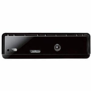 エレコム ELD-FTV040UBK TV向け外付けハードディスク 4TB