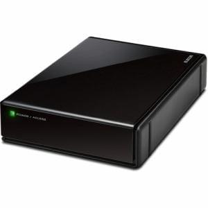 エレコム ELD-QEN2040UBK SeeQVault対応3.5インチ外付けハードディスク 4TB