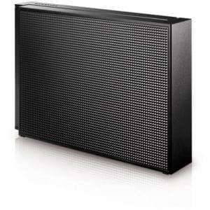 アイ・オー・データ機器 HDCX-UTL2K 外付けHDD パソコン/テレビ録画対応 2TB ブラック