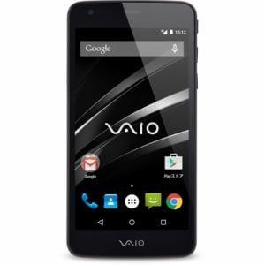 VAIO BM-VA10J-P VAIO Phone Android 5.0搭載 SIMフリースマートフォン+日本通信 VAIO Phone高速定額申込パッケージ付属