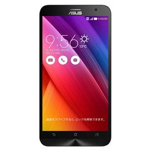 ASUS ZE551ML-BK32S4 SIMフリースマートフォン 「ZenFone 2」 LTE対応 32GB ブラック (メモリ 4GB)