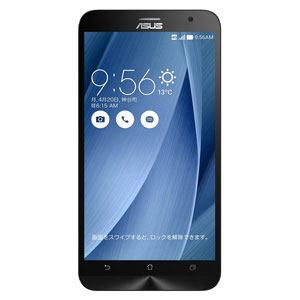 ASUS ZE551ML-GY32S4 SIMフリースマートフォン 「ZenFone 2」 LTE対応 32GB グレー (メモリ 4GB)