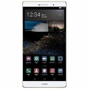 Huawei DAV-702L [LTE対応]SIMフリースマートフォン「P8 MAX」 Android5.1 シャンパンゴールド