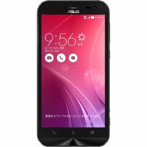 ASUS ZX551ML-BK64S4 [LTE対応]SIMフリースマートフォン Android 5.0搭載 5.5インチ 「ZenFone Zoom」 64GB プレミアムレザーブラック