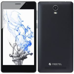 freetel(フリーテル) FTJ152B-PRIORI3S-BK [LTE対応] SIMフリースマートフォン「Priori3S LTE」 マットブラック