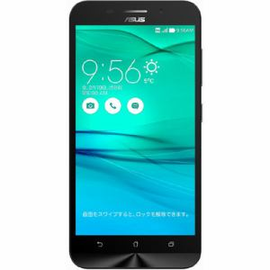 ASUS ZC550KL-BK16 [LTE対応] SIMフリースマートフォン Zenfone Max 16G ブラック