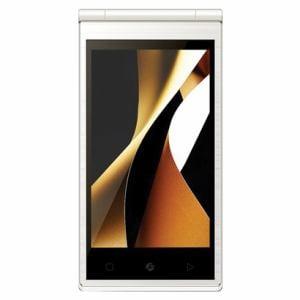 フリーテル SIMフリースマートフォン 「FREETEL -MUSASHI-」 ホワイト FTJ161A-MUSASHI-WH