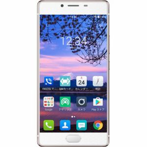 freetel(フリーテル) FTJ161B-REI-PG SIMフリースマートフォン 「FREETEL REI 麗」 32G ピンクゴールド