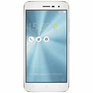 ASUS ZE520KL-WH32S3 SIMフリースマートフォン Zenfone3 32G パールホワイト