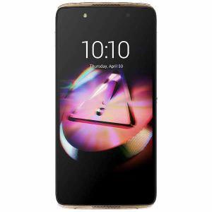 ALCATEL 6055D-2BALJP7-5 SIMフリースマートフォン Android 6.0 5.2型 「ALCATEL ONETOUCH IDOL4」 ゴールド
