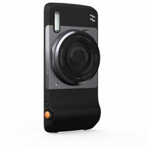 モトローラ ASMRCPTBLKAP Moto Z/Moto Z Play用 Hasselblad トゥルーズームカメラ MotoMods