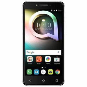 ALCATEL 5080F-2HALJP7 SIMフリースマートフォン Android 6.0・5.0型ワイド 「SHINE LITE」 ブラック