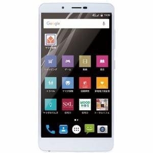 【台数限定】 ヤマダ電機オリジナルモデル EP-171AC/G Android搭載SIMフリースマートフォン EveryPhone AC ゴールド