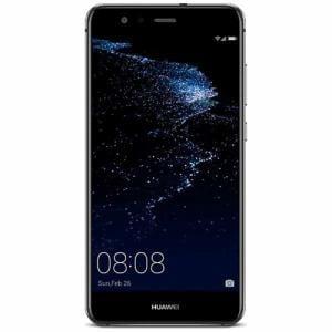 Huawei(ファーウェイ) WAS-LX2J-BLACK 5.2インチ液晶 Android7.0搭載 SIMフリースマートフォン 「P10 lite」 ミッドナイトブラック