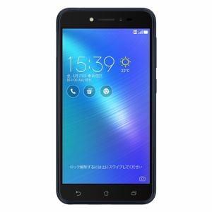 ASUS ZB501KL-BK16 SIMフリースマートフォン ZenFone Live (ZB501KL)  ネイビーブラック