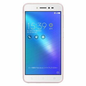 ASUS ZB501KL-PK16 SIMフリースマートフォン ZenFone Live (ZB501KL)  ローズピンク