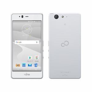 富士通 FARM06304 SIMフリースマートフォン 「arrows M04」 ホワイト