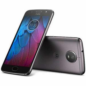 モトローラ PA7Y0009JP SIMフリースマートフォン Moto G5s  ルナグレー