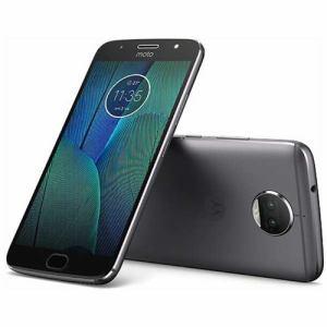 モトローラ PA6V0074JP SIMフリースマートフォン 「Moto G5s PLUS」 Android 7.1.1・5.5型・メモリ/ストレージ:4GB/32GB ルナグレー