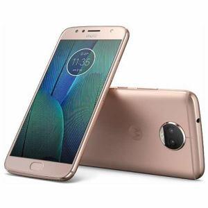 モトローラ PA6V0087JP SIMフリースマートフォン 「Moto G5s PLUS」 Android 7.1.1・5.5型・メモリ/ストレージ:4GB/32GB ブラッシュゴールド