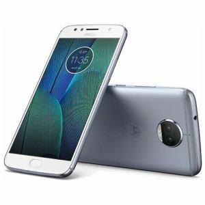 モトローラ PA6V0111JP SIMフリースマートフォン 「Moto G5s PLUS」 Android 7.1.1・5.5型・メモリ/ストレージ:4GB/32GB ニンバスブルー