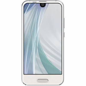 シャープ SH-M06W SIMフリースマートフォン Android 8.0・4.9型・メモリ/ストレージ:3GB/32GB 「AQUOS R compact」 ホワイト