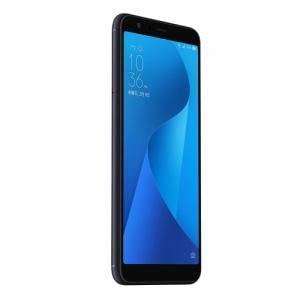 ASUS ZB570TL-BK32S4 SIMフリースマートフォン 「Zenfone Max Plus M1」 ディープシーブラック 32GB