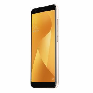 ASUS ZB570TL-GD32S4 SIMフリースマートフォン 「Zenfone Max Plus M1」 サンライトゴールド 32GB