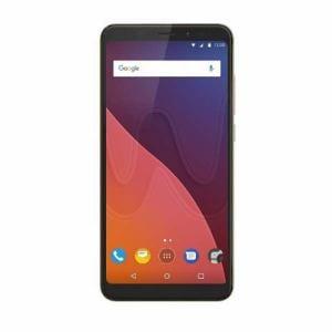 Wiko VIEW-GOLD SIMフリースマートフォン 「View」 5.7インチ Android 7.1搭載 メモリ/3GB 32GB ゴールド