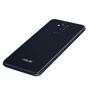 ASUS ZC600KL-BK64S4 SIMフリースマートフォン Zenfone 5Q 64GB ミッドナイトブラック