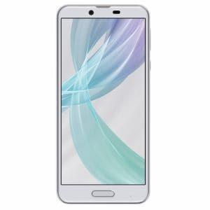 シャープ SH-M07-W SIMフリースマートフォン 5.5インチ メモリ/ストレージ:3GB/32GB 「AQUOS sense plus」 ホワイト