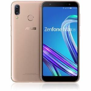 ASUS ZB555KL-GD32S3 SIMフリースマートフォン 「Zenfone Max M1 Series」 5.5インチ/メモリ 3GB/ストレージ 32GB ピンクゴールド