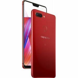 OPPO R15PRORD SIMフリースマートフォン 「OPPO R15 Pro」 Android 8.1 6.28型 メモリ/ストレージ:6GB/128GB レッド