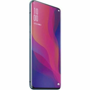 OPPO FINDXBL SIMフリースマートホン OPPO Find X サイレントブルー