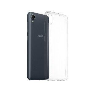 ASUS 90AC02Y0-BCS00 Zenfone Live L1(ZA550KL)用 Clear Soft Bumper 1 クリア