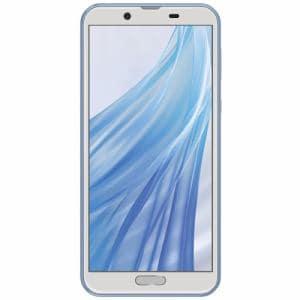 シャープ SH-M08A SIMフリースマートフォン AQUOS sense2 5.5型 メモリ/ストレージ:3GB/32GB アーバンブルー