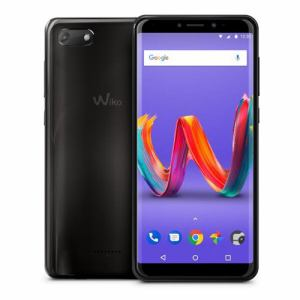WIKO W-V600(ANTHRACITE MIRROR) SIMフリースマートフォン Wiko Tommy3 Plus