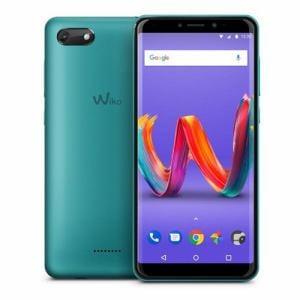 WIKO W-V600(BLEEN) SIMフリースマートフォン Wiko Tommy3 Plus