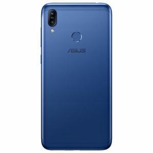ASUS ZB633KL-BL32S4 SIMフリースマートフォン Zenfone Max M2  スペースブルー