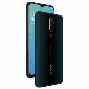 OPPO CPH1943 GR SIMフリースマートフォン Aシリーズ A5 2020 グリーン